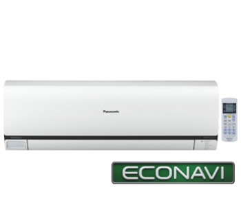 Máy lạnh Panasonic CS-TS9QKH-8 (CU-TS9QKH-8)-Model 2014 - Inverter-1HP